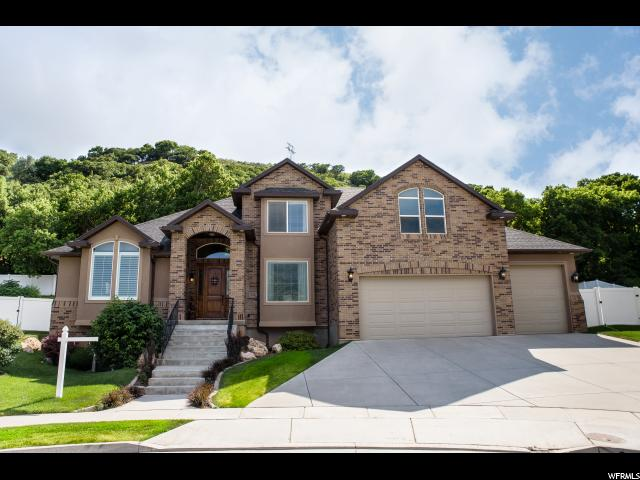 Single Family for Sale at 1621 E 7640 S South Weber, Utah 84405 United States