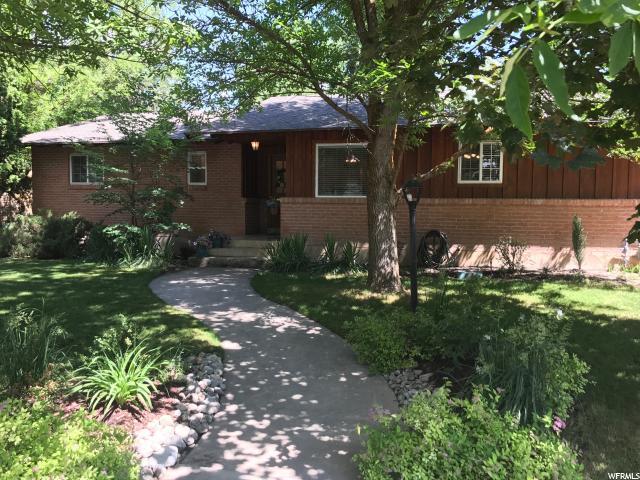 Unifamiliar por un Venta en 1055 E THRUSHWOOD Drive 1055 E THRUSHWOOD Drive Logan, Utah 84321 Estados Unidos