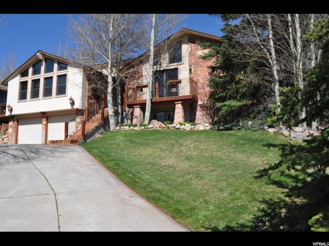 3700 W SADDLEBACK RD, Park City UT 84098
