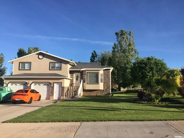 单亲家庭 为 销售 在 843 W 100 N 843 W 100 N Roosevelt, 犹他州 84066 美国