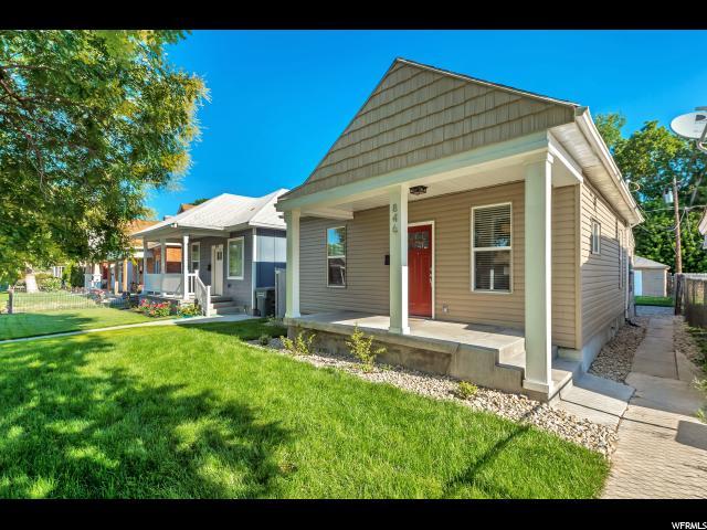 846 W ARAPAHOE AVE, Salt Lake City UT 84104
