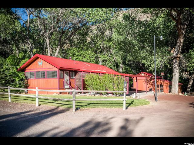 Single Family for Sale at 161 S WELLS FARGO Brookside, Utah 84782 United States