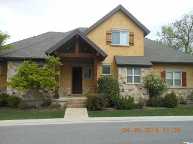 Home for sale at 4483 S Lily Meadows Ln, Holladay, UT  84124. Listed at 575000 with 4 bedrooms, 3 bathrooms and 3,775 total square feet