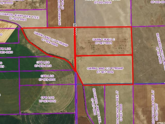 Land for Sale at 18300 N 3600 W Fielding, Utah 84311 United States