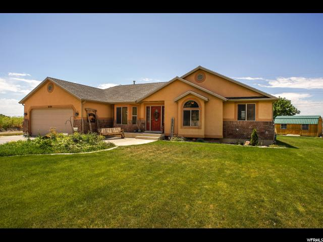 Single Family للـ Sale في 6135 N HIGHWAY 38 E 6135 N HIGHWAY 38 E Honeyville, Utah 84314 United States
