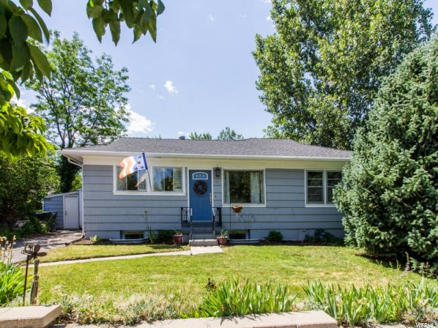 Home for sale at 2420 E Redondo, Salt Lake City, UT 84108. Listed at 345000 with 4 bedrooms, 2 bathrooms and 1,478 total square feet
