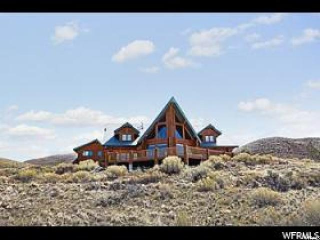 Single Family for Sale at 5097 EAST SHORE Road St. Charles, Idaho 83272 United States