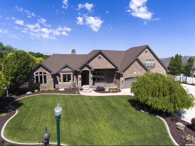 Single Family for Sale at 13098 GALLOWAY CV Riverton, Utah 84065 United States