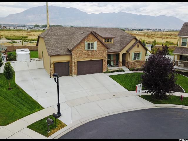 Single Family for Sale at 322 W SHORE LINE Court Vineyard, Utah 84058 United States