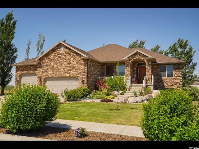 Single Family for Sale at 1891 S 4150 W Taylor, Utah 84401 United States