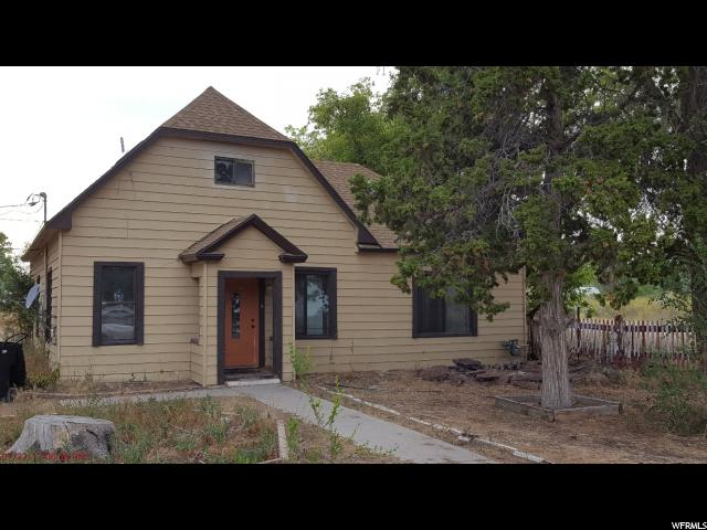 Single Family for Sale at 283 N 500 E 283 N 500 E Vernal, Utah 84078 United States