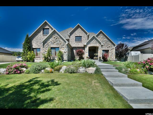 Single Family for Sale at 9146 S WASATCH PEAK Circle West Jordan, Utah 84088 United States