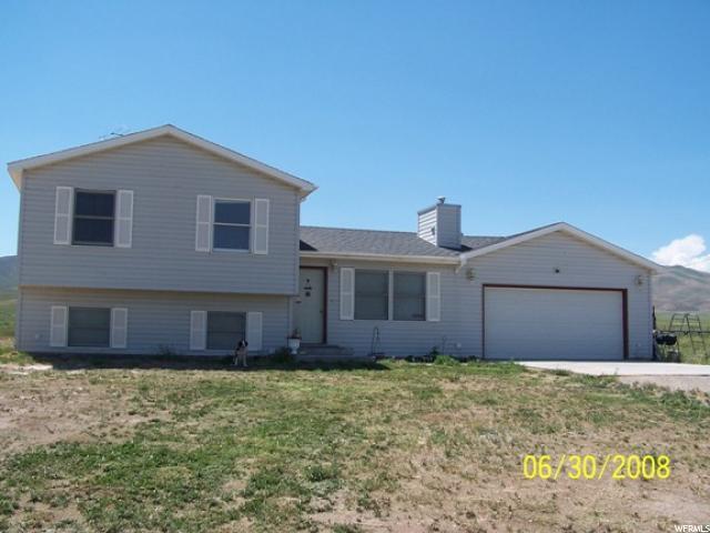 单亲家庭 为 销售 在 13665 N 18800 W Howell, 犹他州 84316 美国