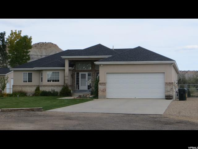 Single Family for Sale at 1590 W 3800 N 1590 W 3800 N Spring Glen, Utah 84526 United States