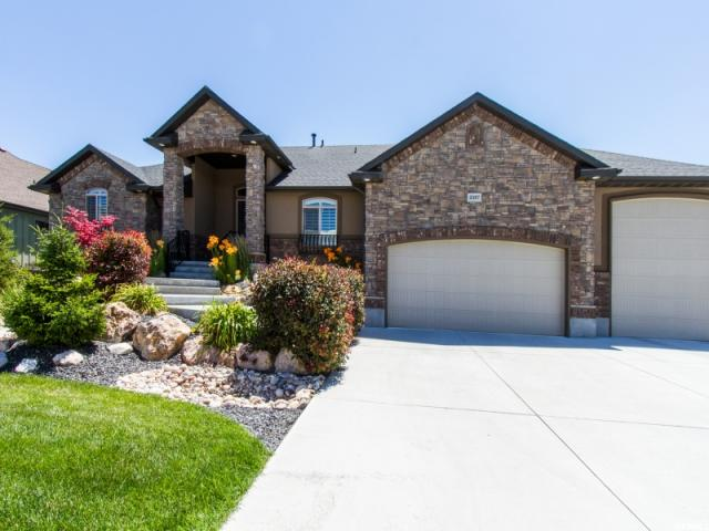 Single Family for Sale at 2587 W 2325 N Farr West, Utah 84404 United States