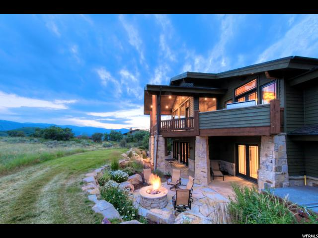 Single Family for Sale at 3685 OAKWOOD Drive 3685 OAKWOOD Drive Park City, Utah 84060 United States