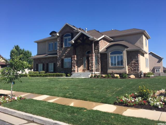 Single Family for Sale at 5932 W MAPLE CANYON Road West Jordan, Utah 84081 United States