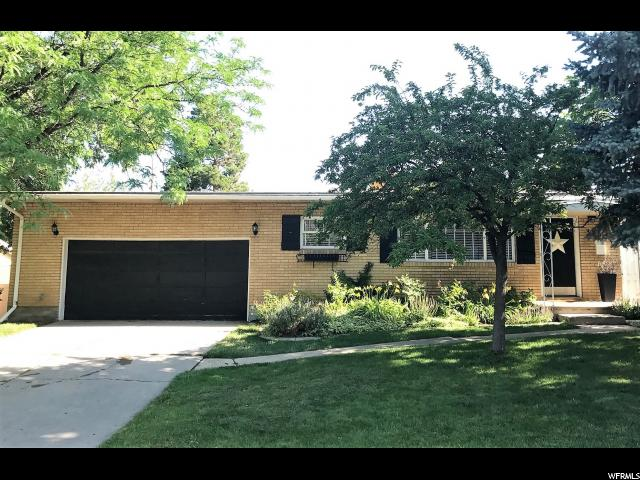 Home for sale at 3395 E Birch Cir, Holladay, UT  84124. Listed at 399999 with 4 bedrooms, 2 bathrooms and 2,046 total square feet