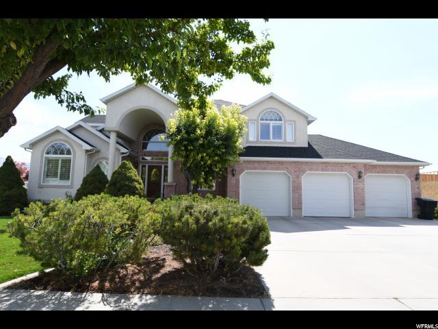 Один семья для того Продажа на 580 E DAVID Drive 580 E DAVID Drive Tremonton, Юта 84337 Соединенные Штаты