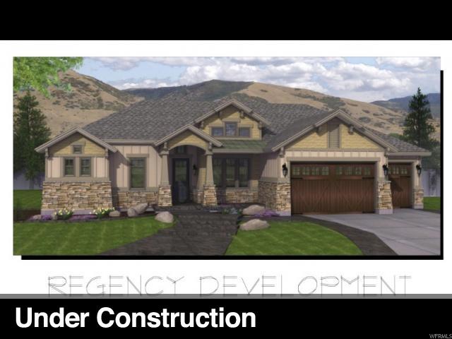 单亲家庭 为 销售 在 863 E 3575 N North Ogden, 犹他州 84414 美国