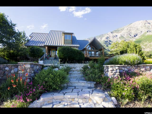 Single Family for Sale at 4920 N BURNHAM Drive Pleasant View, Utah 84414 United States