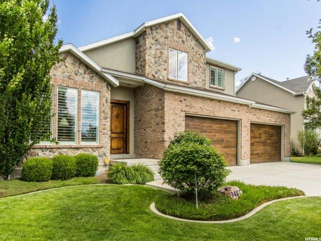 9487 S CARRIAGE CHASE LN, Sandy UT 84092