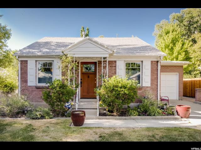 Home for sale at 1483 E 3045 South, Salt Lake City, UT  84106. Listed at 365000 with 3 bedrooms, 2 bathrooms and 1,825 total square feet