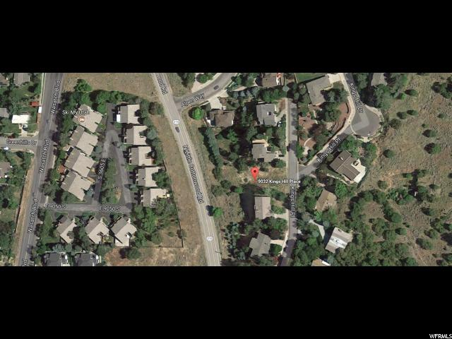 Land for Sale at 9032 KINGS HILL Place 9032 KINGS HILL Place Cottonwood Heights, Utah 84121 United States