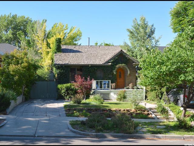 1364 E KENSINGTON AVE, Salt Lake City UT 84105