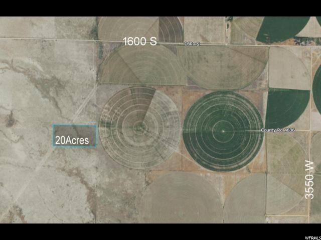 Terrain pour l Vente à 4500 W 1950 S 4500 W 1950 S Fillmore, Utah 84631 États-Unis