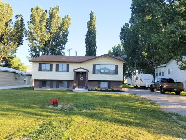 Single Family for Sale at 73 W 300 S Fielding, Utah 84311 United States