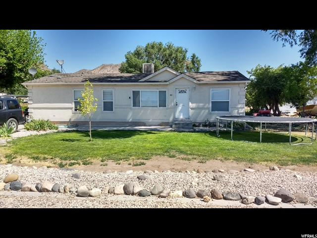 Single Family for Sale at 80 W 100 S Elsinore, Utah 84724 United States