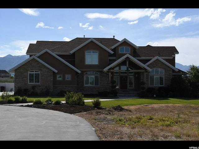 Single Family for Sale at 8627 NORTH CANYON WASH Drive 8627 NORTH CANYON WASH Drive Unit: 101 Eagle Mountain, Utah 84005 United States