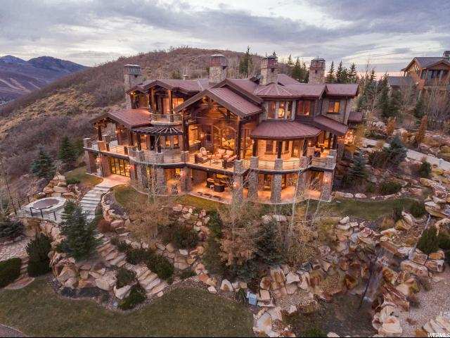 Single Family for Sale at 3448 W SNOWTOP Court 3448 W SNOWTOP Court Unit: 134 Park City, Utah 84060 United States