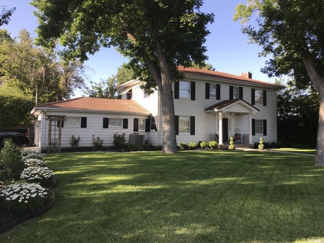 单亲家庭 为 销售 在 268 W PARK Street Midvale, 犹他州 84047 美国