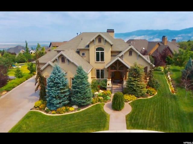 641 VISTA VIEW CT North Salt Lake, UT 84054 - MLS #: 1462807