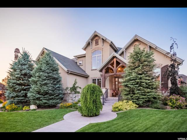 641 VISTA VIEW CT North Salt Lake, UT 84054 - MLS #: 1462807