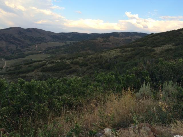 Terrain pour l Vente à 158 S DUGWAY Road 158 S DUGWAY Road Echo, Utah 84024 États-Unis