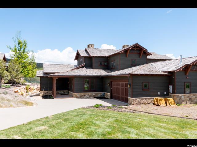 Single Family for Sale at 9510 SKYHAWK Trail Kamas, Utah 84036 United States