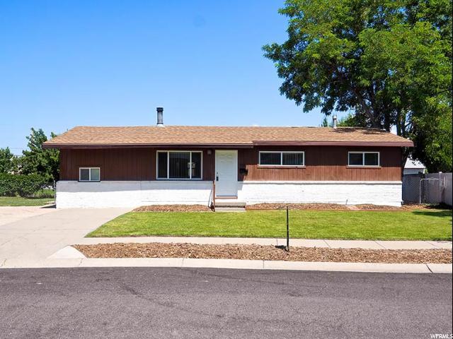 West Valley City Rambler/Ranch built 1960