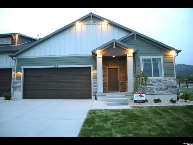 63 N PARKSIDE LOOP Elk Ridge, UT 84651 - MLS #: 1463194