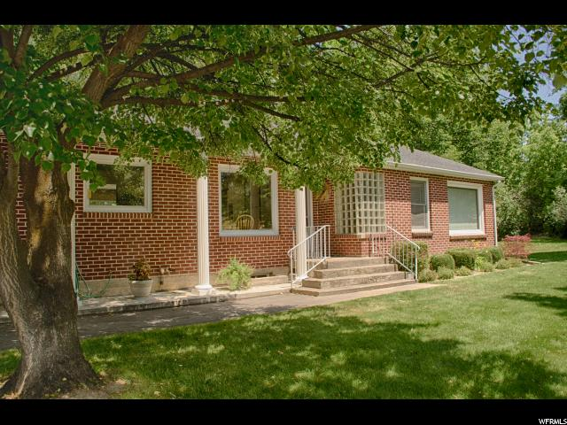 Single Family for Sale at 513 RIVER HEIGHTS BLVD. River Heights, Utah 84321 United States