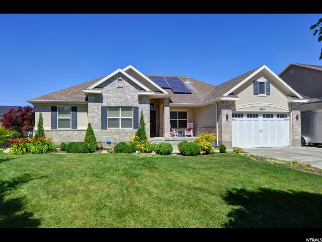 Single Family للـ Sale في 6063 N BAYSHORE Drive Stansbury Park, Utah 84074 United States