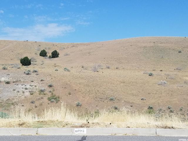 Land for Sale at 1022 S VISTA RIDGE Drive 1022 S VISTA RIDGE Drive Santaquin, Utah 84655 United States