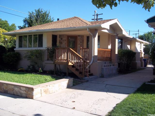 Home for sale at 636 Harrison Ave, Salt Lake City, UT  84105. Listed at 399000 with 3 bedrooms, 2 bathrooms and 2,124 total square feet