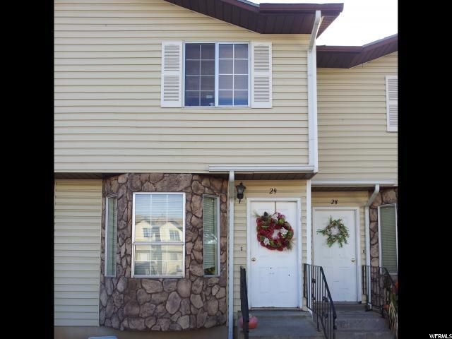 Townhouse for Sale at 1350 W 150 N 1350 W 150 N Unit: 29 Vernal, Utah 84078 United States