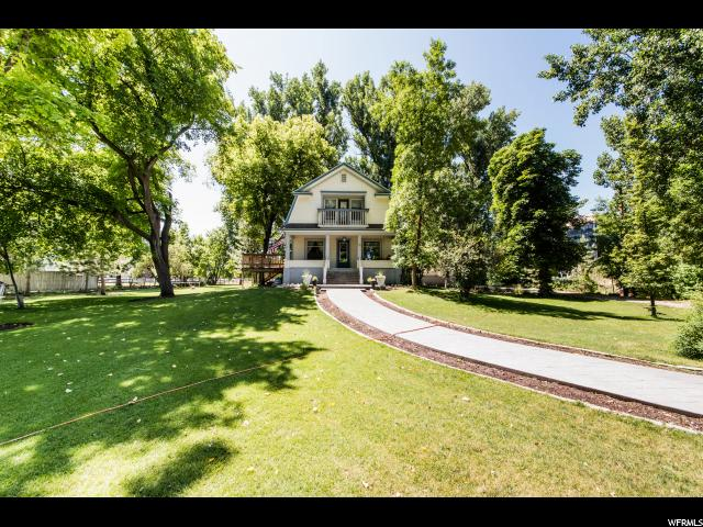 Single Family for Sale at 110 E 500 S River Heights, Utah 84321 United States