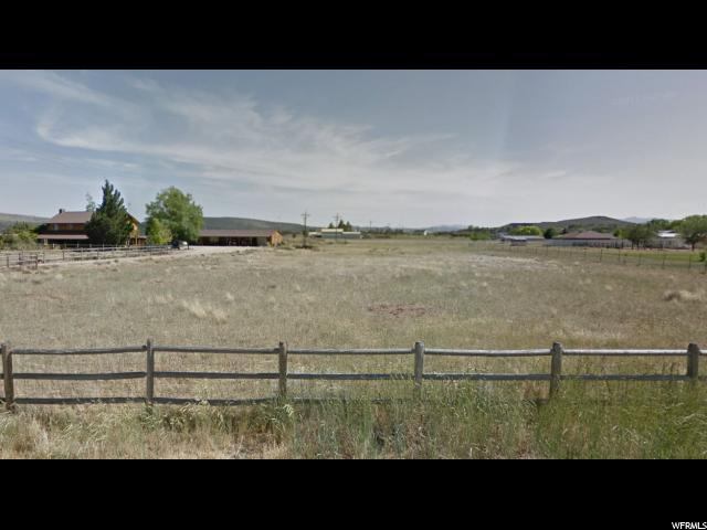 Terrain pour l Vente à 306 E WELLS FARGO Road Brookside, Utah 84782 États-Unis