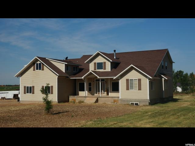 Single Family for Sale at 8871 N 8500 E Tridell, Utah 84076 United States