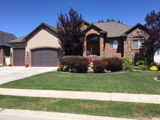 Single Family for Sale at 4847 S 5400 W Hooper, Utah 84315 United States